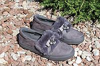 Стильные кеды-слипоны, фото 1