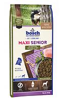 Корм для пожилых собак крупных пород Бош Макси Сеньор 1кг