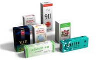 Изготовление и печать упаковки из картона для медикаментов