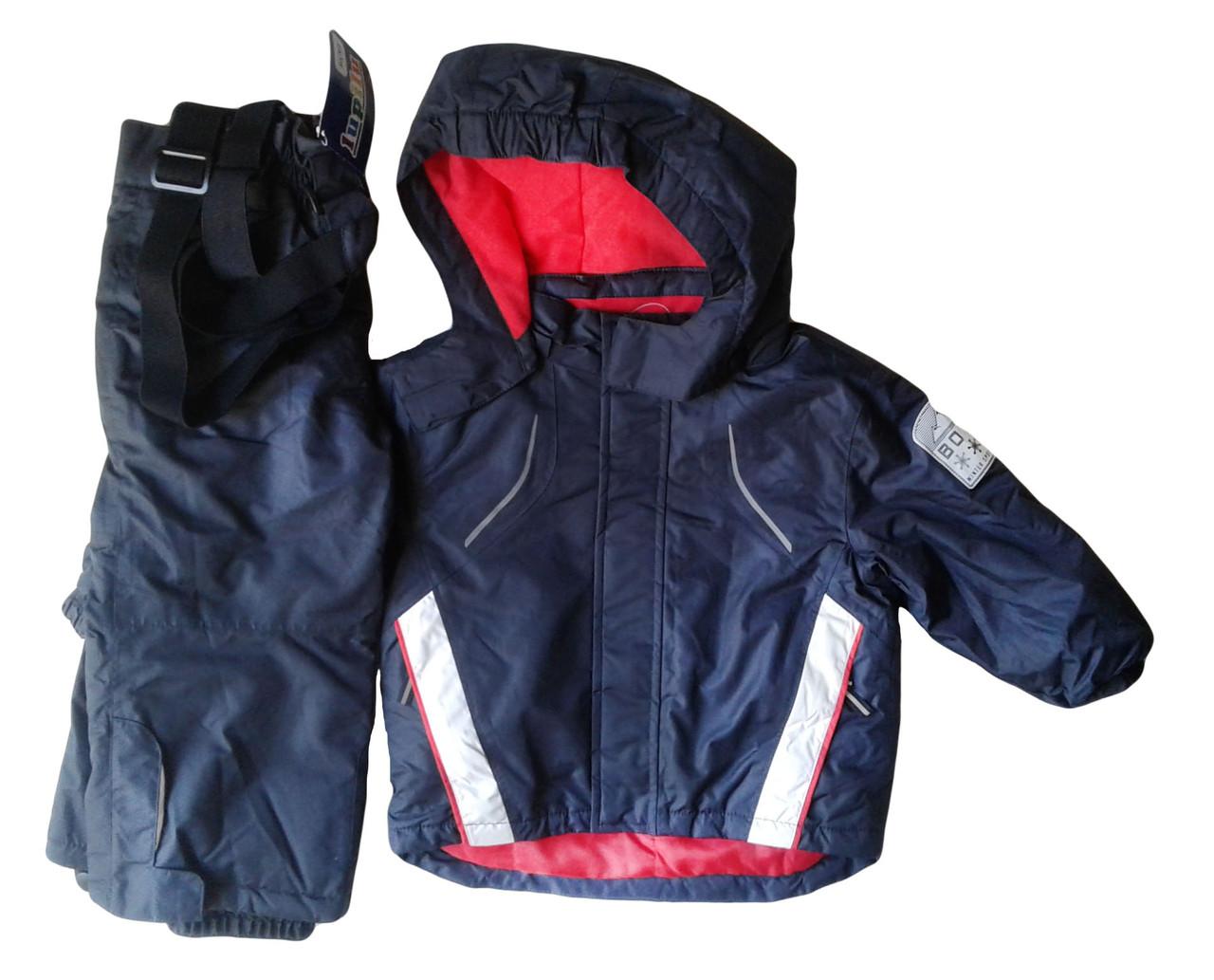 Комбинезон с курткой для мальчика, Lupilu, размер 86/92(3 шт), арт. Л-445, фото 1