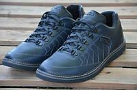 Мужские кроссовки Ecco синие