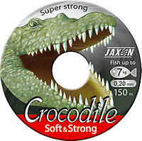 Леска Jaxon Crocodile Fluorocarbon Coated 300м, купить