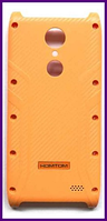 Чехол, задняя крышка для HomTom ht20 (оранжевый)