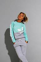Женский  теплый спортивный костюм Adidas