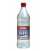 Растворитель 646 эконом, фото 1