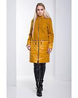 Пальто женское молодежное -трансформер Разные цвета