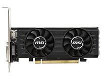 Видеокарта Radeon RX 550 OC, MSI, 2Gb DDR5, 128-bit, DVI/HDMI, 1203/7000MHz, Low Profile (RX 550 2GT LP OC)