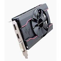 Видеокарта Radeon RX 550 OC, Sapphire, PULSE, 4Gb DDR5, 128-bit, DVI/HDMI/DP, 1206/7000MHz (11268-01-20G)