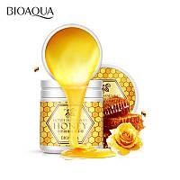 Маска парафиновая с экстрактом меда BioAqua Honey Hand Wax