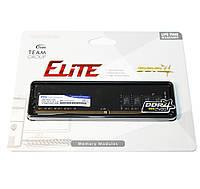 Память 8Gb DDR4, 2400 MHz, Team Elite, 16-16-16, 1.2V (TED48G2400C1601)