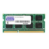 Память SO-DIMM 4Gb, DDR3, 1600 MHz (PC3-12800), Goodram, 1.35V (GR1600S3V64L11/4G)