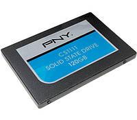 SSD 120Gb, PNY CS1111, SATA3, 2.5', MLC, 430/300 MB/s (SSD7CS1111-240-RB)