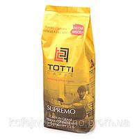 Кофе в зернах TOTTI Caffe SUPREMO Тотти Каффе Сюпремо  1000 гр