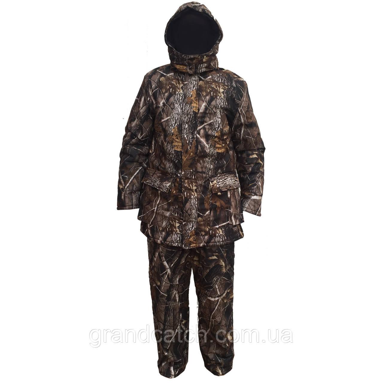 Зимний костюм для охоты и рыбалки мембрана AL-01