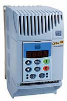 Преобразователь частоты EU CFW08 0027 T 3848, 380V 2,7A/1,1kW (ДТ)? 4658010
