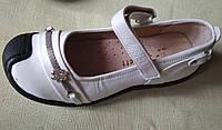Детские Туфли белые Scarlett   девочка 31-36 Распродажа, фото 1