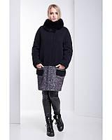 Зимнее женское пальто OVERSIZE