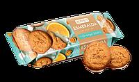 Сдобное печенье Эсмеральда с цедрой апельсина, 150 г