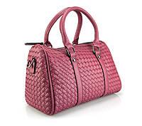 Женская сумка Boston   красная, фото 1
