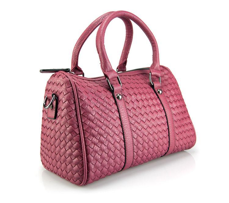 Женская сумка Boston   красная
