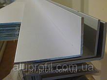 Алюминиевый профиль — уголок алюминиевый 50х30х2 Б/П