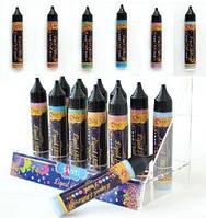 Универсальный контур Liquid Glitter Point 25 мл, золото