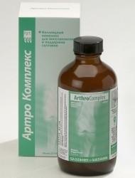 АРТРО КОМПЛЕКС Арго США коллоидная фитоформула для суставов и позвоночника (артрит, артроз, остеохондроз)