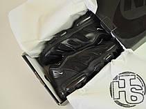 Мужские кроссовки реплика Nike Air Max 96 XX All Black 870165-007, фото 3
