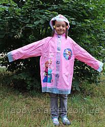 Дощовик для дівчинки Холодне серце Frozen 17-808-2 розмір уточнювати