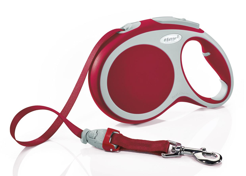 Flex Vario L лента 8 м до 50 кг поводок-рулетка для собак