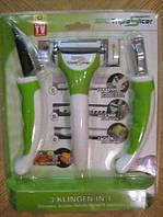 Универсальный нож Triple Slicer Трипл Слайсер.