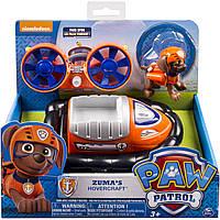 Щенячий патруль Зума испасательный катер  Paw PatrolZuma's Hovercraft,Vechicle and Figure