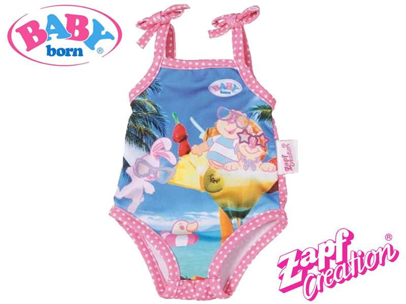 Аксессуары BABY BORN™  (купальник) - 821350_A
