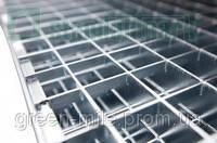 Настил пресованный 33х33/30х2/500х1000 стальной