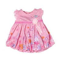 Аксессуары BABY BORN (платье) - 822111