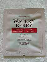 Пробник SKINFOOD Watery Berry ORIGINAL Крем для лица и эссенция