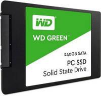 SSD 240GB SATA3 2.5 WD Green WDS240G1G0A