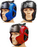 Шлем боксерский в мексиканском стиле FLEX EVERLAST (р-р M-XL)