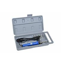 Набор для выжигания Zhongdi 410B 40 вт + 6 насадок в пластиковом кейсе