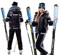 Костюм лыжный женский батал ДВЛ494