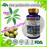 Капсулы Со Пальметто Saw Palmetto лечение мужских заболеваний, 100 капсул