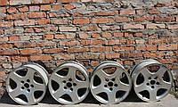 Оригинальные литые диски Audi R16 5x112 ET 45 (требуют покраски)