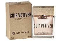 Yves Rocher Cuir Vetiver Туалетная Вода 50 ml