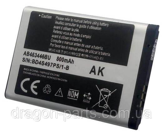 Акумулятор Samsung E1200i AB463446BU , оригінал, фото 2