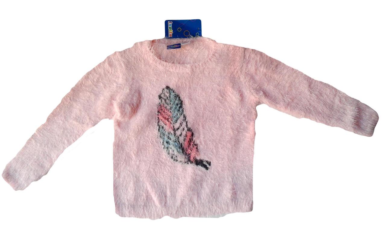 Кофта махровая для девочки, Pepperts, размеры 98/104, арт. Л-462