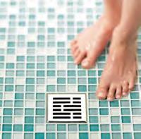 Трап в ванной – современное решение дизайна