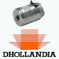 Электродвигатели DHOLLANDIA