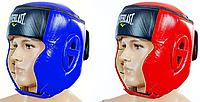 Шлем боксерский в мексиканском стиле кожа EVERLAST (р-р M-XL)
