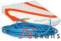 Одножильный нагревательный кабель Nexans TXLP/1 300/17