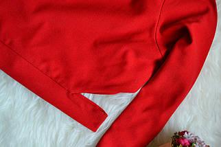 Красный укороченный топ с вырезами по бокам Missguided, фото 2
